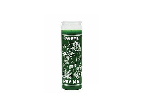 Magická svíce - (Pay me)
