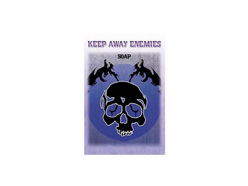 Magické mýdlo - Keep away enemies
