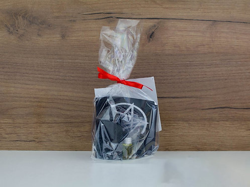 Rituální balíček - Kletby a černá magie