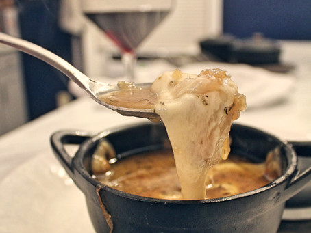 Easy, Low-Carb French Onion Soup