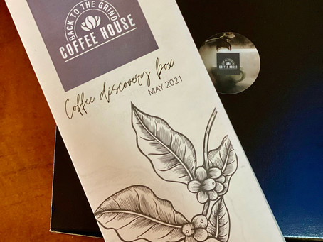 Our Coffee Discovery Box