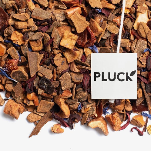 PLUCK Apple Crumble Loose Herbal Infusion