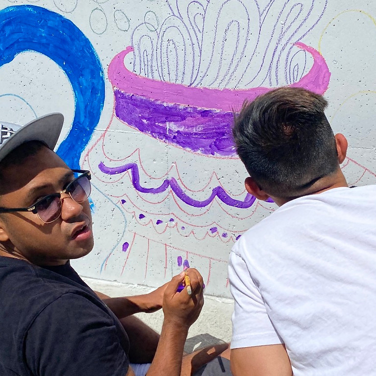 Call to Volunteer Artists - Mural Project at FoodShare VC
