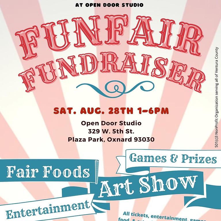 FunFair Fundraiser for Open Door Studio