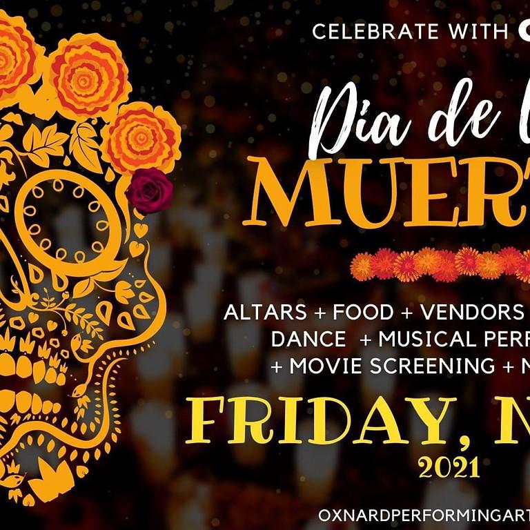 Call to Artists! Dia De Los Muertos themed Artwork
