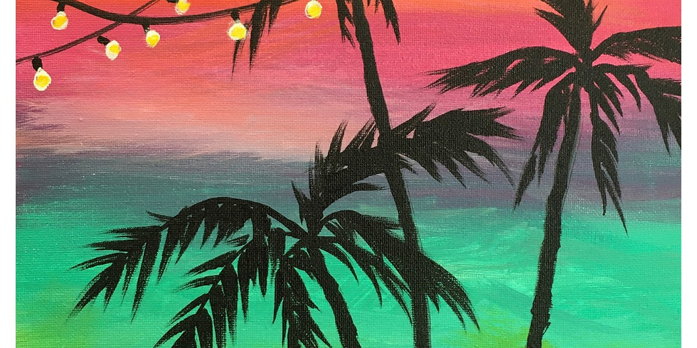 """""""YouTime"""" Paint Night: Summer Nights"""