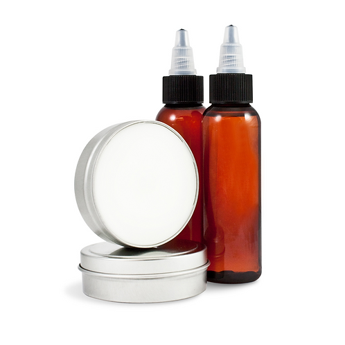 Mustache Wax & Beard Oil Gift Set
