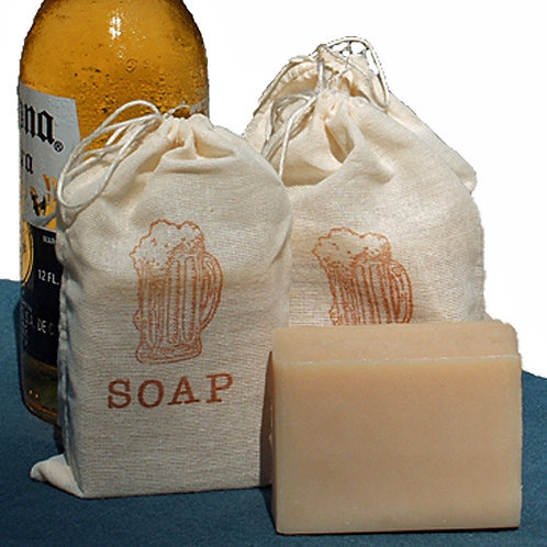 Oatmeal Stout or Harvest Ale Soaps