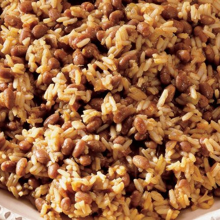 Foodie Moments: Spicy Baked Beans and Rice