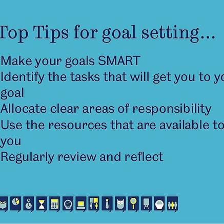 How Do You Set Your Goals?