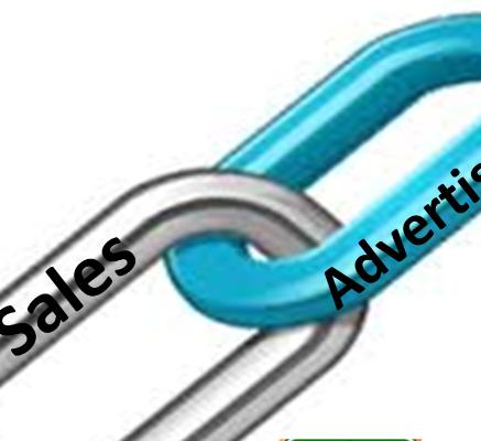 The Link Between Advertising & Sales
