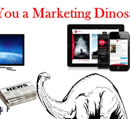 Are you a Marketing Dinosaur?
