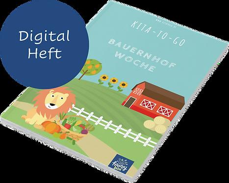 Bauernhof Woche (Digital Heft)