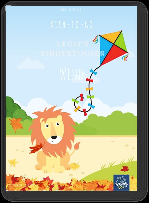Wochenplan: Wind