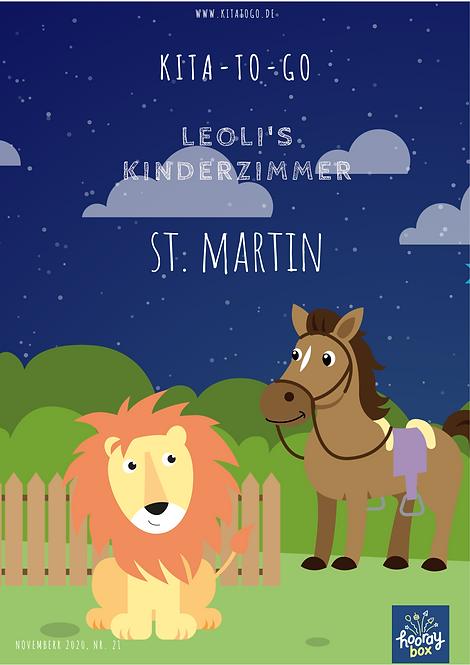 Wochenplan: St. Martin