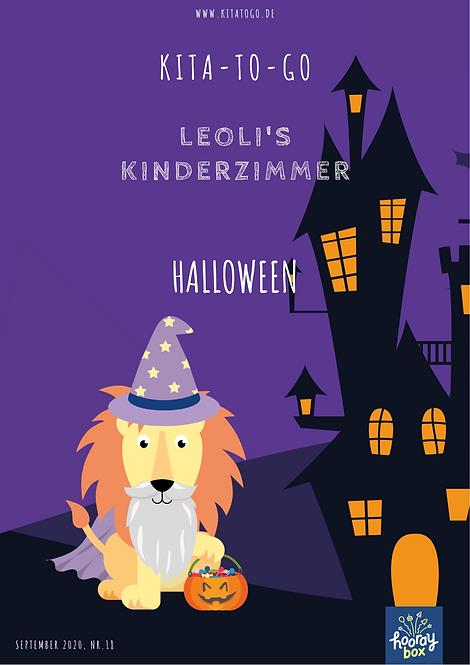 Wochenplan: Halloween