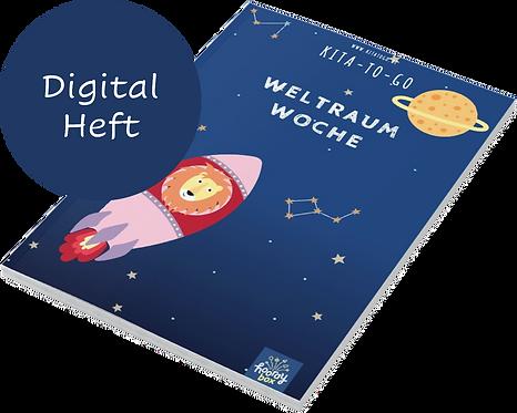 Weltraum Woche 1 (Digital Heft)