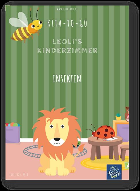 Wochenplan: Insekten