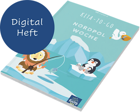 Nordpol Woche (Digital Heft)