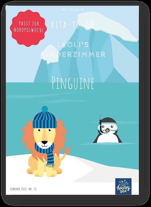 Wochenplan: Pinguine