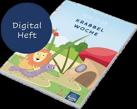 Krabbel Woche (Digital Heft)