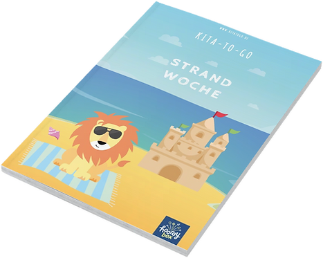 Strand Woche (als Heft)