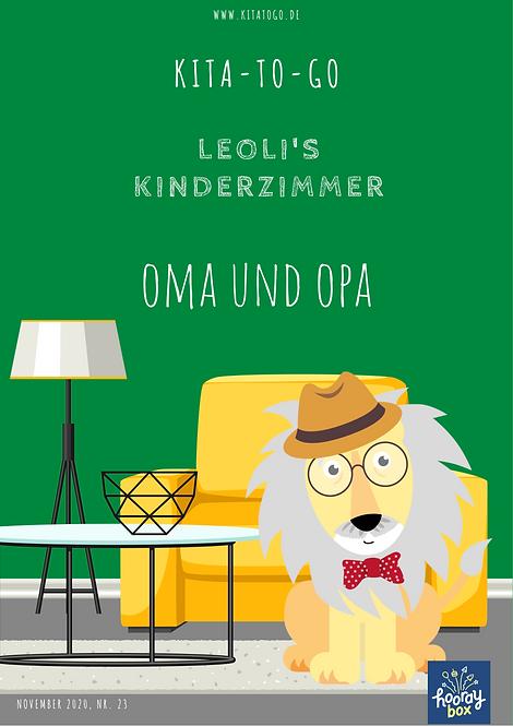Wochenplan: Oma & Opa