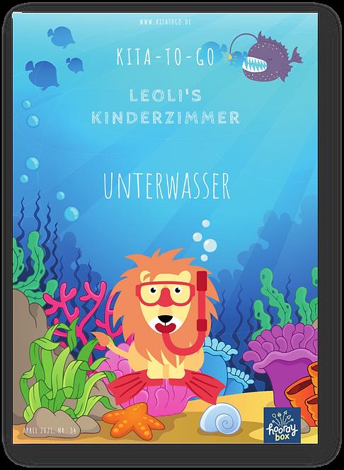 Wochenplan: Unterwasser