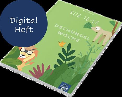 Dschungel Woche (Digital Heft)