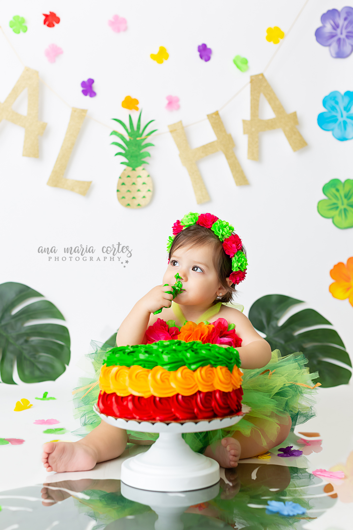 Ana Maria Cortes Photography Cake smash2