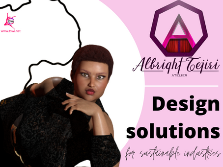 Woman like Albright; The 'she' pro immersive experience developer & Industrial Product designer;