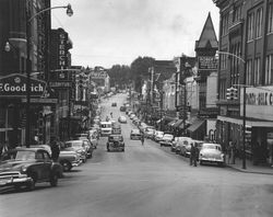 1950's Downtown