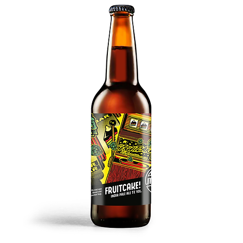 FRUITCAKE - India Pale Ale  |  7% vol.
