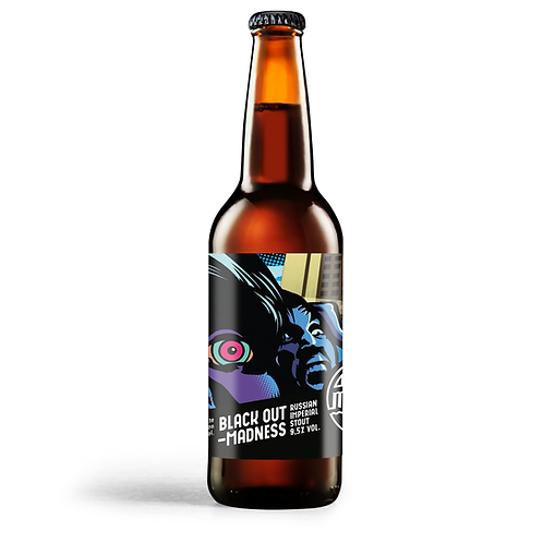 BLACK OUT MADNESS - R.I.S.  |  9,5% vol.
