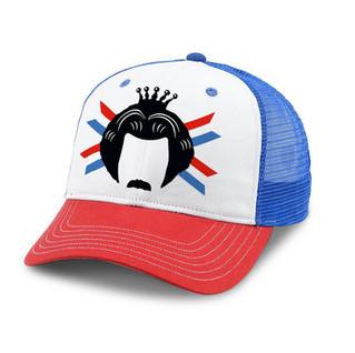 Logo design: The Dutch Queen