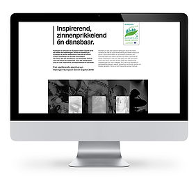 Wondertuin webdesign