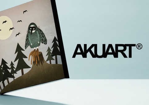 Akuart acoustic panels