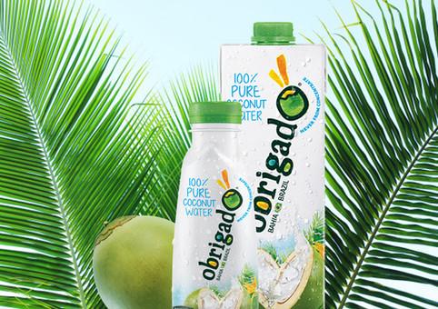 Obrigado - 100% Pure Coconut Water