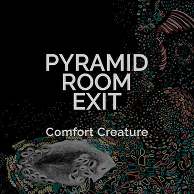 Pyramid Room Exit cover w/text