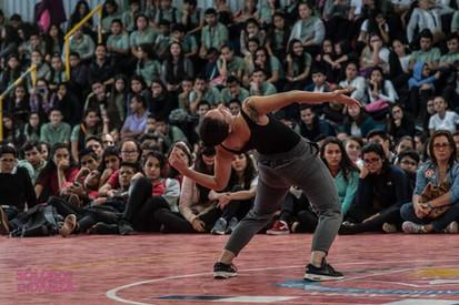 ON - Gira Costa Rica ( Premio Solodos en Danza)