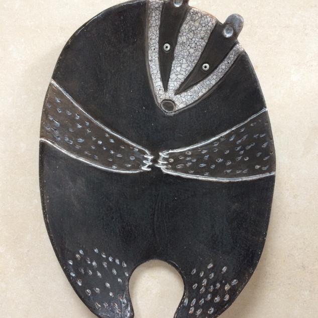 Badger platter