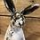 Thumbnail: Raku fired ceramic Hare