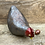 Thumbnail: Raku fired chicken 'Aurora' comes with two display eggs.
