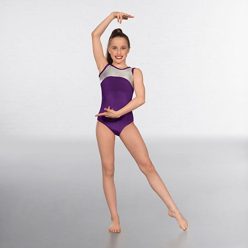 Acro Leotard And Shorts