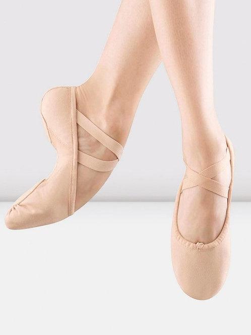 Proflex Split Sole Canvas Ballet Shoes