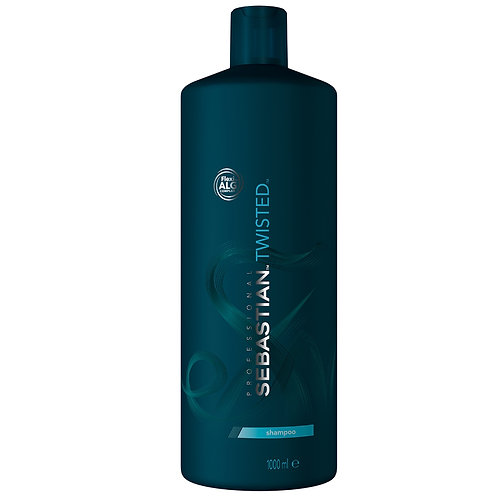 SEBASTIAN TWISTED SHAMPOO 1L