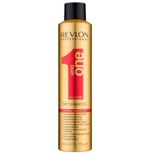 REVLON UNIQ ONE 10 EN 1 DRY SHAMPOO 300 ML