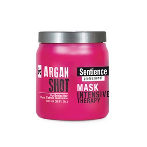 SENTIENCE ARGAN SHOT MASK 830 ML