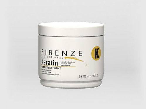 FIRENZE KERATIN MASK TREATMENT 400 ML