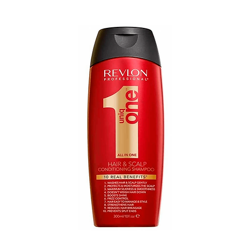 REVLON UNIQ ONE 10 EN 1 CONDITIONING SHAMPOO 300 ML